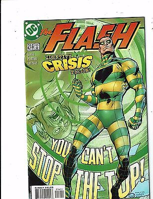 Lot of 4 Flash DC Comic Books #216 217 218 219 The Rogues Wonder Woman Zoom LH10