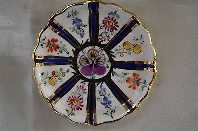 Vintage Hand Painted Small Dish