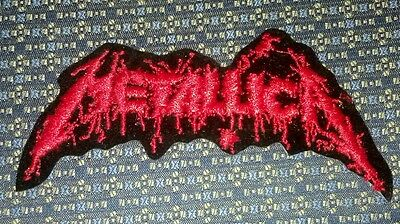 METALLICA Iron or Sew-On Patch