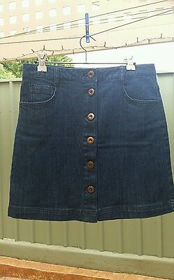 Just Jeans Skirt, size 8