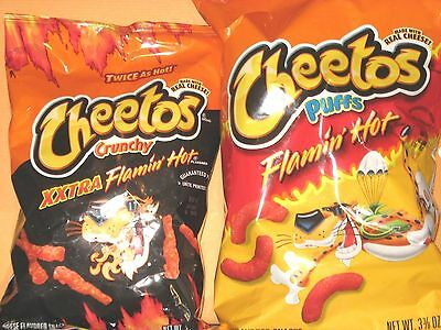 Cheetos for Lovers Are You Hotter than your Partner? Are your Lips Too Hot?