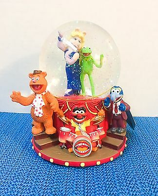 Westland Giftware - Disney The Muppets - Musical Snow Globe - No Box - 11785