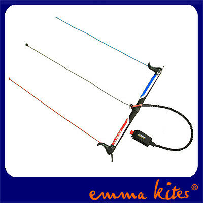 50cm 3 Line Control Bar for Traction Kites Flying with Wrist Leash Safety System