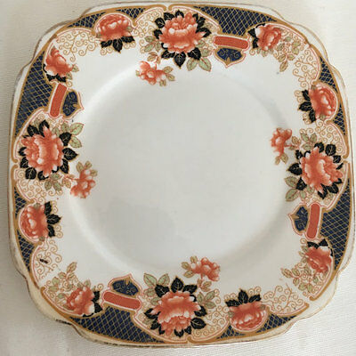 Standard China Bread and Butter Plate 1920 English bone china Vintage Plate