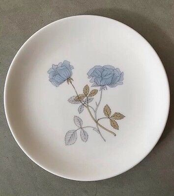 Wedgwood Bone China Ice Rose Side Tea Bread & Butter Plate
