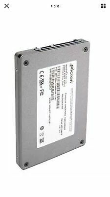 "MICRON  6GB/s 960GB SSD for Apple Dell IBM HP Lenovo Notebook 2.5"" only $300"
