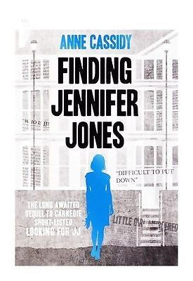 Finding Jennifer Jones BRAND NEW BOOK by Anne Cassidy (Paperback, 2014)