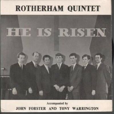 "ROTHERHAM QUINTET Where Could I Go 7"" VINYL UK Herald 1970 4 Track EP B/W A New"