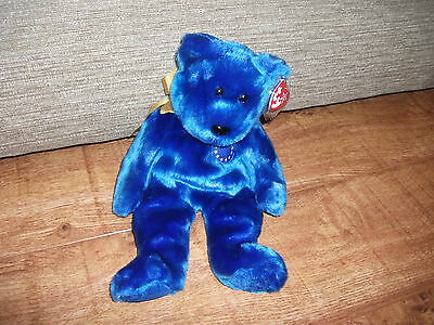 Brand New Never Used - Ty Beanie Buddy Unity Bear 13""