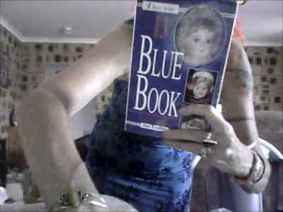 2 books for doll collectors