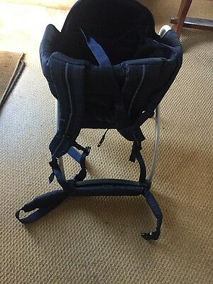 Baby Toddler Backpack Carrier With Stand Mothercare