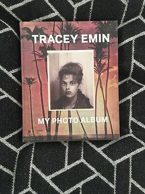 Tracey Emin My Photo Album Book