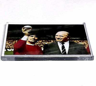 United Legends Magnet Football Gifts