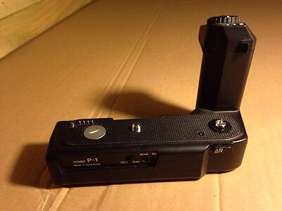 Pentax Electronic Power Winder P-1 With Instructions