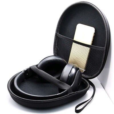 Headphone Headset Carrying Hard Case Storage Bag Pouch Holder for Sony Earphone