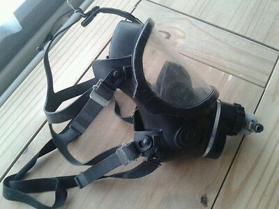 21A1100 Sabre Constant Flow Airline Respirator Mask