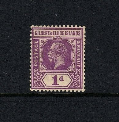 Gilbert & Ellice Islands 1922-1927 Definitives Sg28 - Lhm