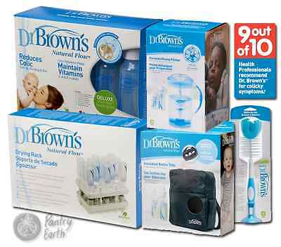 Dr Brown's Anti Colic Big Baby Bottle Value Pack Dr Browns
