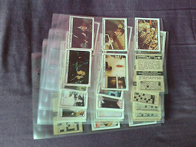The Champions Set of A.B & C Trading Gum Cards