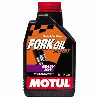 Olio Forcella Motul Fork Oil Expert High 20W 1L