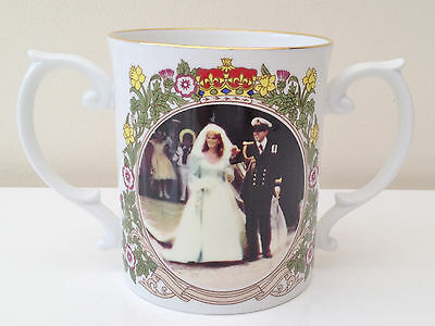 1986 Loving Cup To Celebrate The Marriage of Prince Andrew To Sarah Ferguson