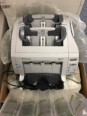 New in Box - Pitney Bowes DI200 folder and inserter mailing machine envelope