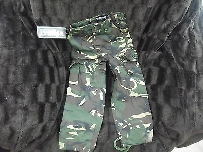 boys new with tags combat trousers 3-4 yrs