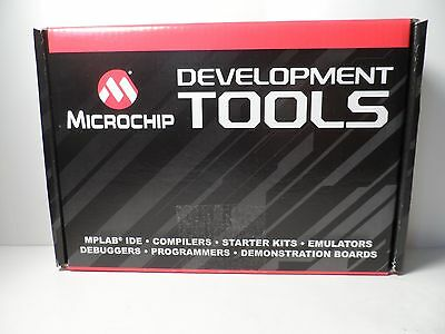 Microchip PIC32 I/O Expansion Board DM32002 Kit *NEW* Sealed