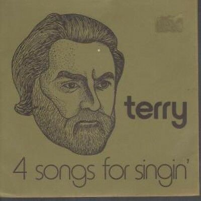 "TERRY 4 Songs For Singin' 7"" VINYL UK Fanfare 1975 4 Track EP Featuring So Deep"