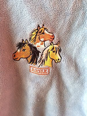 Aigle Child's Horse Pony Jumper - 8 Years