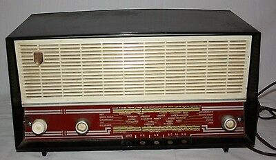 Poste Radio a Lampe PHILIPS - B3F01A