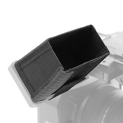 New LCDHD19 Sun Shade Protector designed for Panasonic AG-UX90.