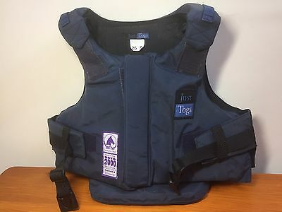 Just Togs 26 S junior Body & Shoulder Protector  LEVEL 3 Beta 2000 Approved