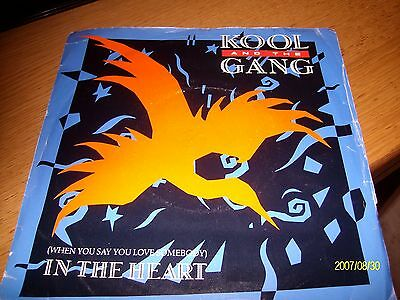 kool and the gang/in the heart