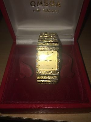Raymond Weil Men's Gold Watch