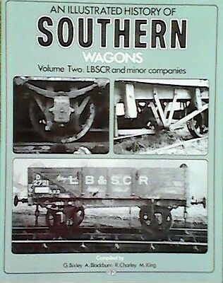 An Illustrated History Of Southern Wagons Vol:2