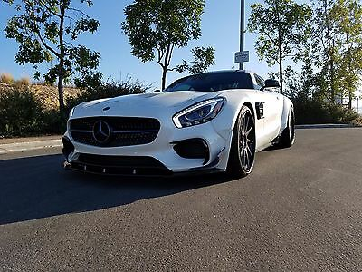 """2016 Mercedes-Benz Other GTS-R Mercedes Benz GTS """"169 MSRP / Before Wide-body and Carbon Wheels!"""" Low Reserve!"""