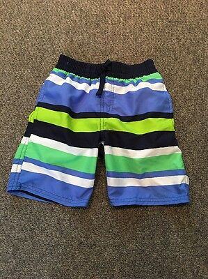 Boots Boys Swim Shorts, Size 3-4 Years!