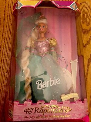Barbie As Rapunzel Collector Series 1994 NRFB