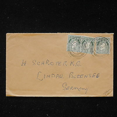 ZS-AA147 IRELAND - Cover, To Germany