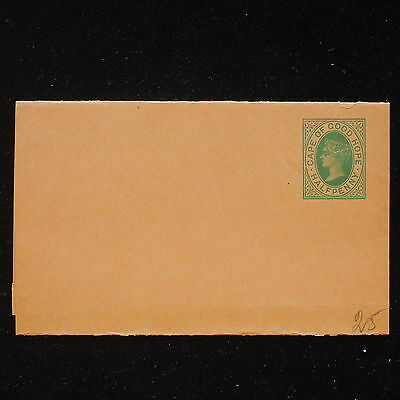 ZS-AA468 CAPE OF GOOD HOPE - Entire, One Cent, Mint Cover