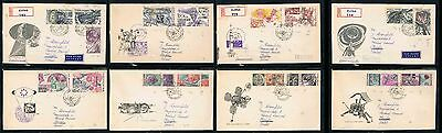 Czechoslovakia covers stamp SPACE Collection