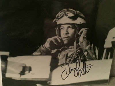 Denzel Washington Hand Signed 10X8 Photo In Person