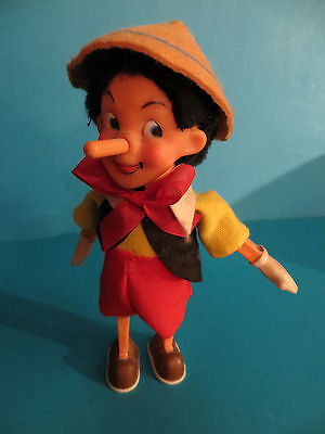 Max Carl 658 Pinocchio Disney wind-up toy Uhrwerkaufzug