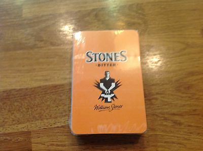 Brand New Pack Of Stones Playing Cards
