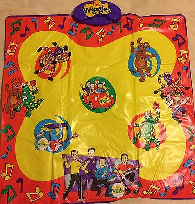 The Wiggles Wigglin Jigglin Dance Mat Dorothy Wags Henry