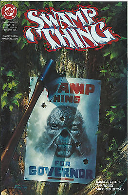 Swamp Thing #112 - October 1991