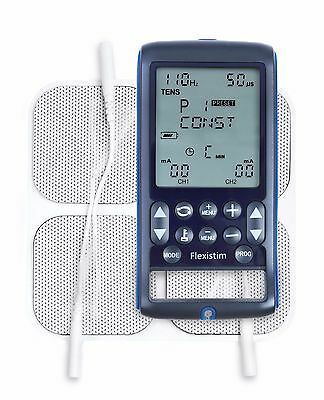 tensCare Flexistim Complete Multi Mode Electrotherapy Unit. EMS, TENS, IFT & MIC