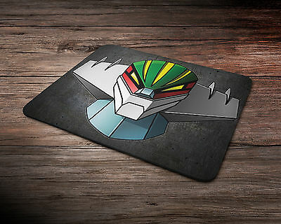 Tappetino mouse pad personalizzato Jeeg Robot