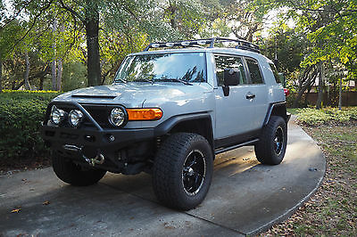 2013 Toyota FJ Cruiser TRD Special Limited Edition Toyota FJ Cruiser TRD Trails Team Special Edition LP 16,000 Miles 407-885-3298
